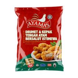 Ayamas Chicken Drummet 850g Assort